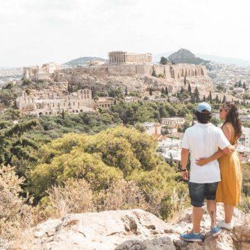 Atenas en dos días