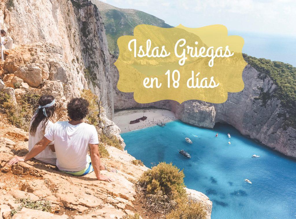 Islas Griegas en 18 Días