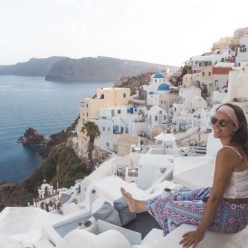 Ruta de viaje a las Islas Griegas