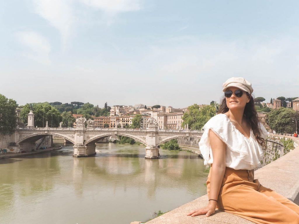 Día en Roma