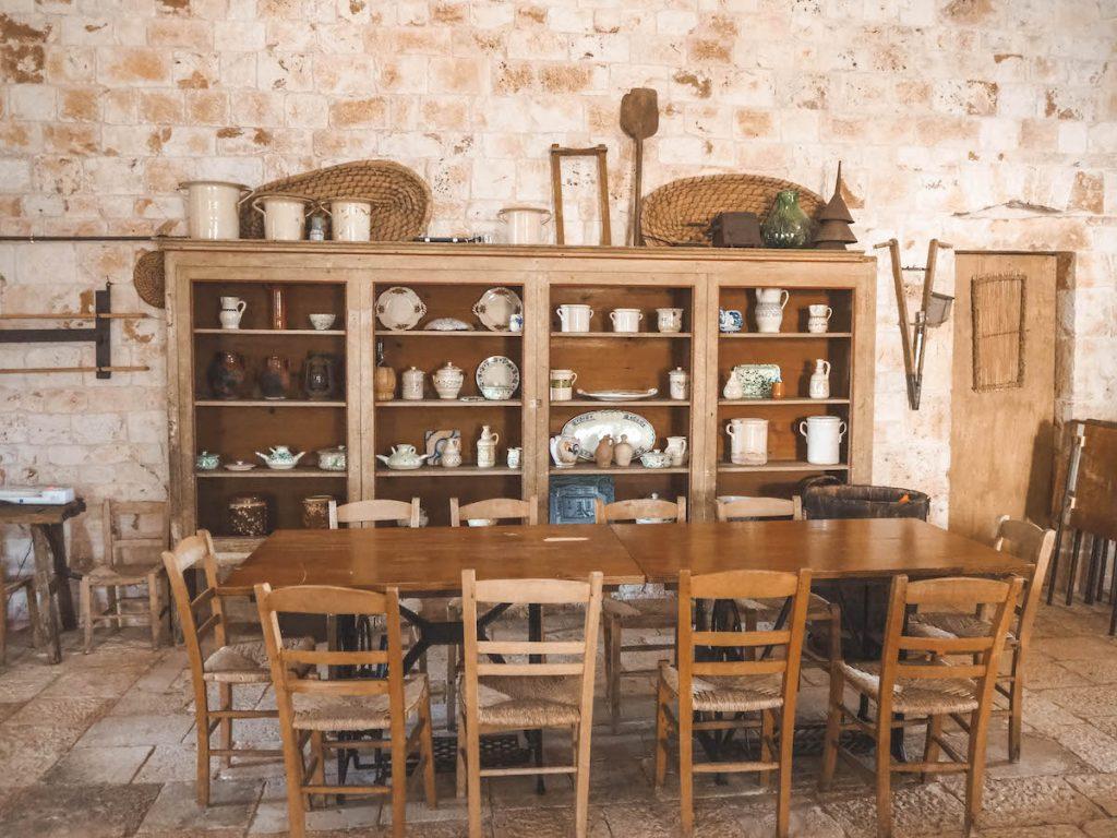Donde alojarse en Puglia