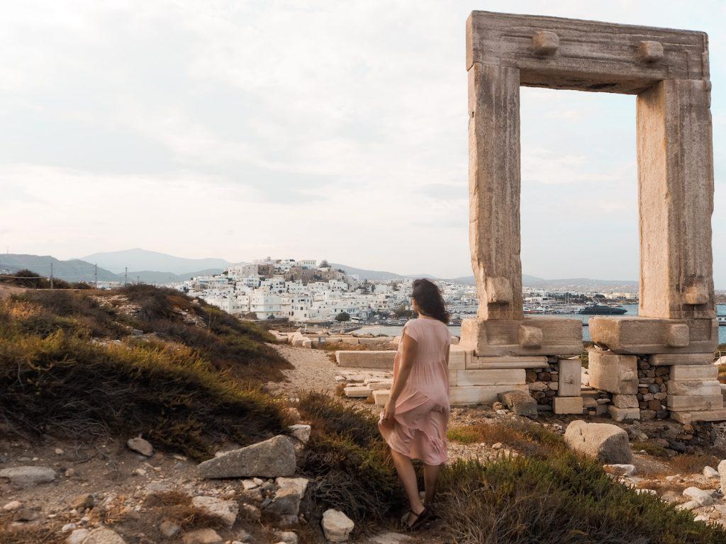 Qué ver y hacer en Naxos