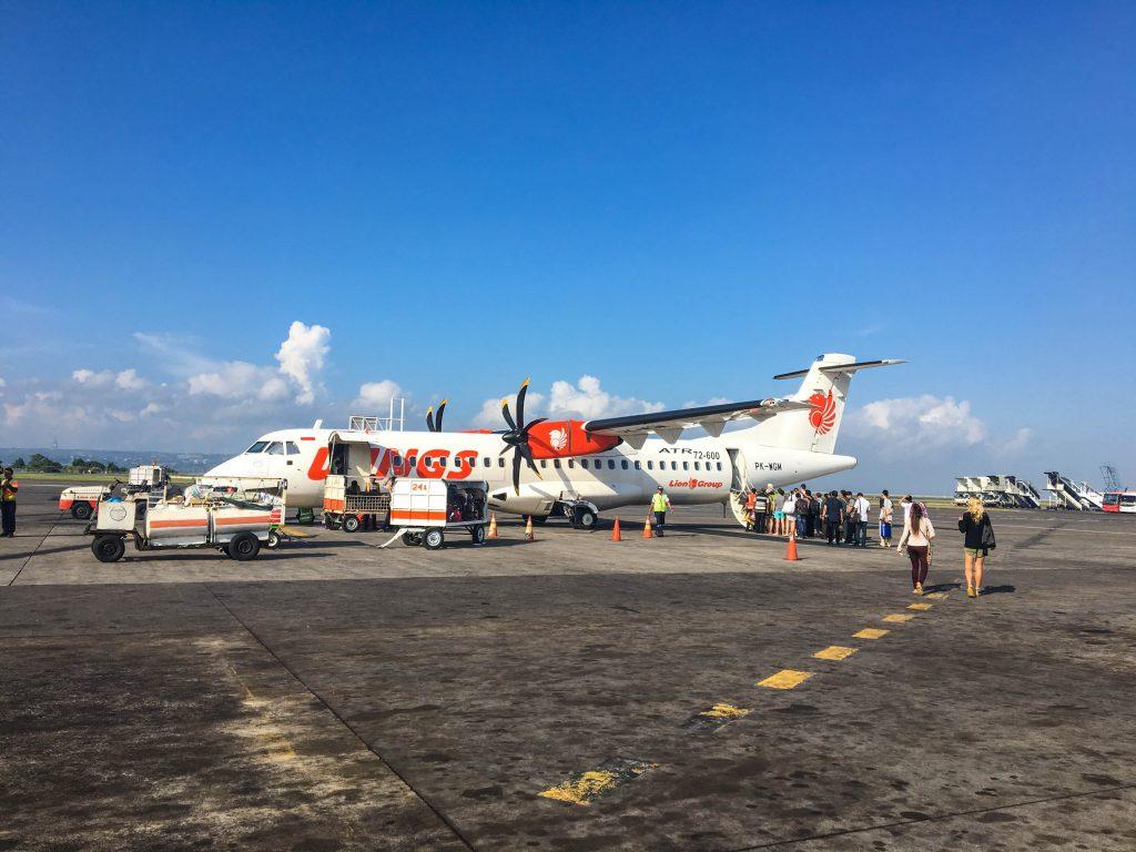 Lombok desde Bali