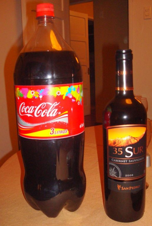 cocacola 3 litros