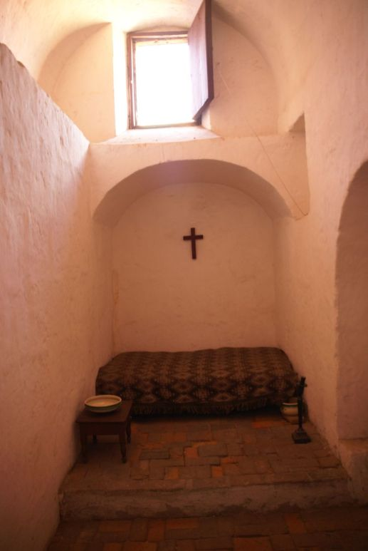 habitacion del convento