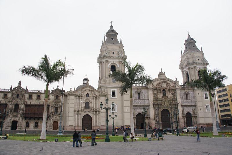 palacio del gobierno