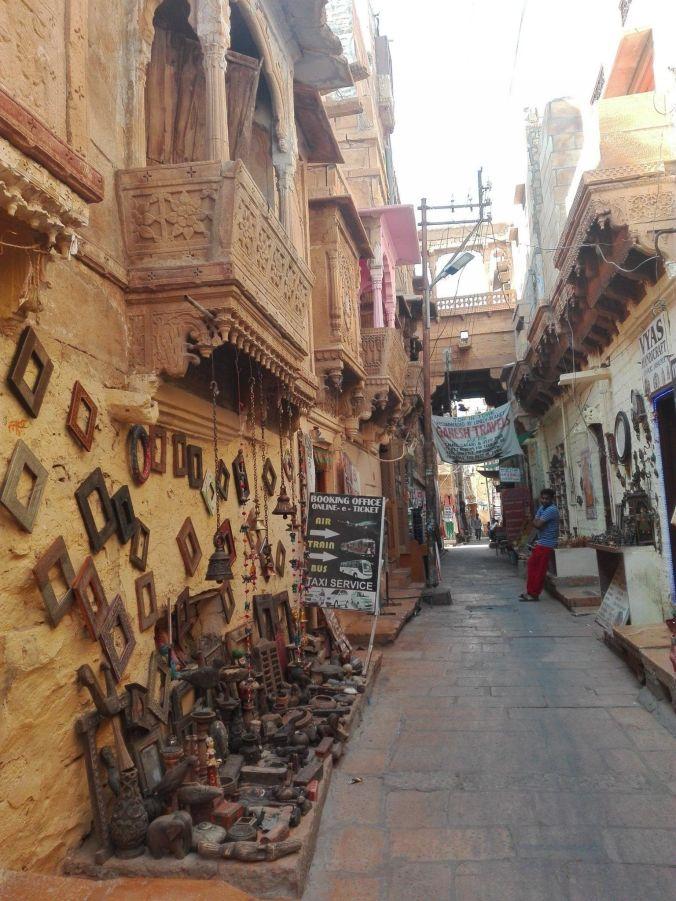 fuerte_jaisalmer_india_elviajenotermina_blog de viajes