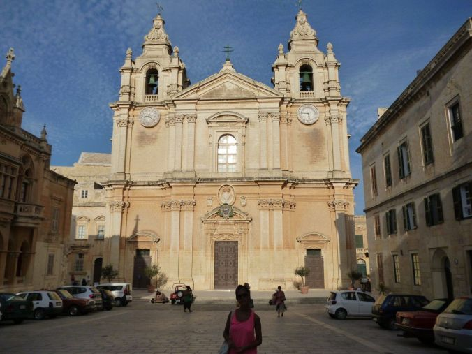 mdina_cathedral_malta_elviajenotermina_blog de viajes