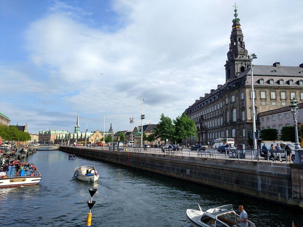Copenhague - El Viaje No Termina