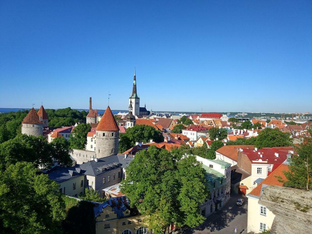 Tallin - El Viaje No Termina
