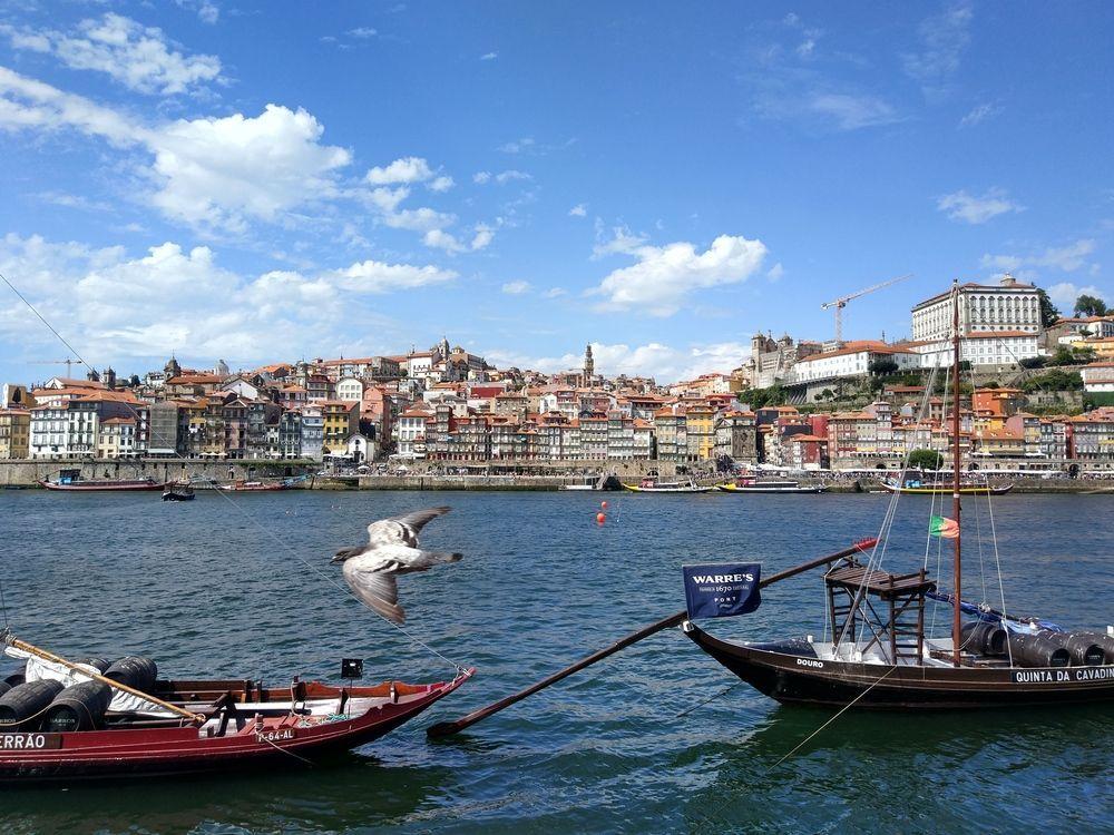 Oporto - El Viaje No Termina