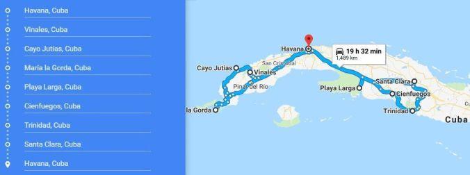 ruta Cuba_blog viajes_el viaje no termina