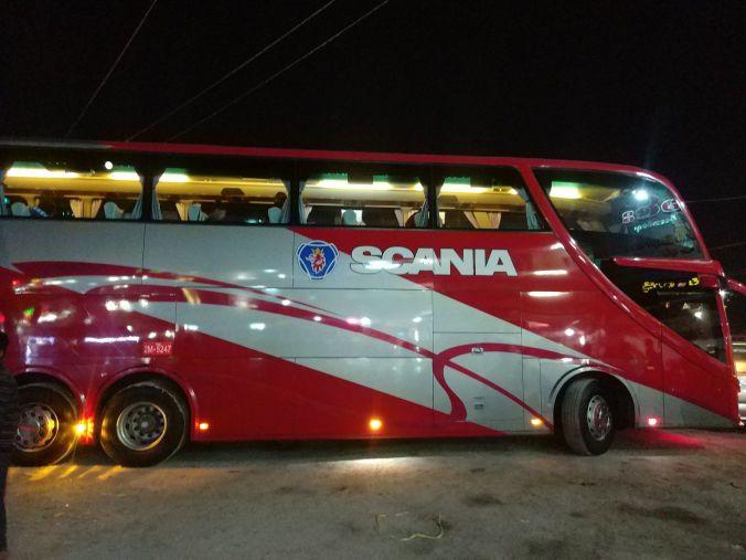 Autobús Birmania - Blog Viajes - El Viaje No Termina