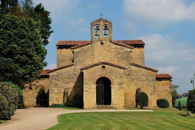 Iglesia San Julián de los Prados - Oviedo - Asturias