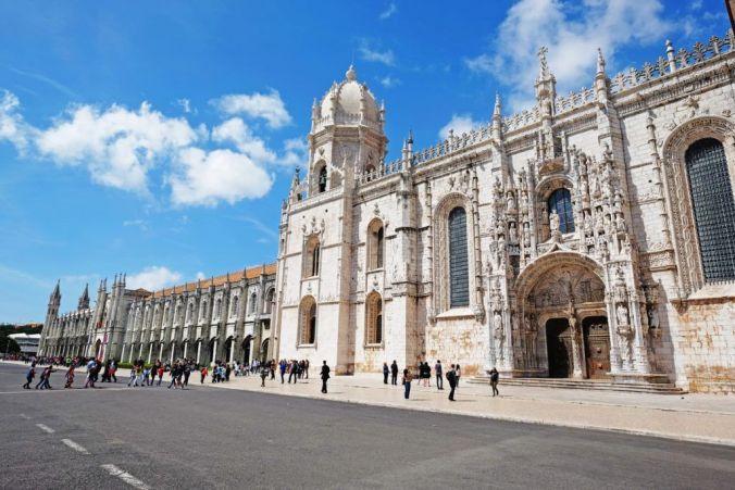 Monasterio de los Jerónimos - Belem - Ruta Lisboa - El Viaje No Termina