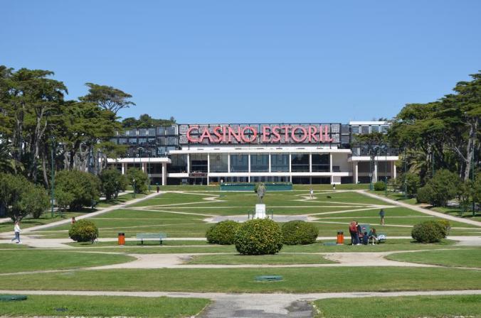 Casino Estoril - Ruta Lisboa - El Viaje No Termina