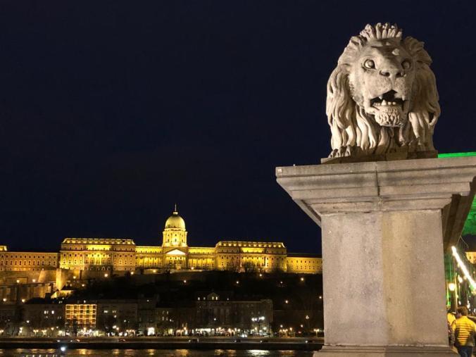 Budapest - Hungria - Blog El Viaje No Termina