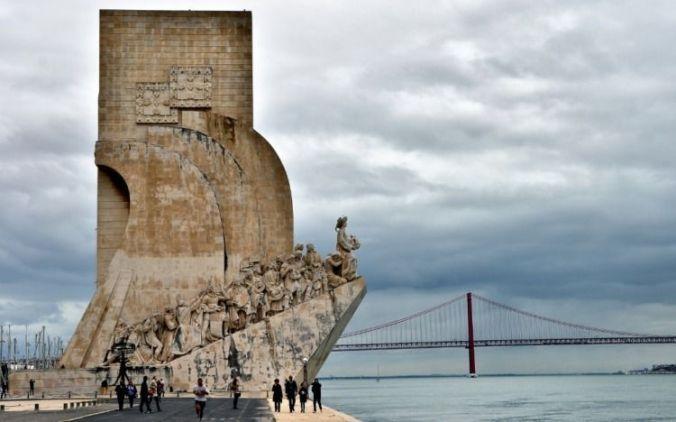 Monumento descubrimientos - Ruta Lisboa - El Viaje No Termina
