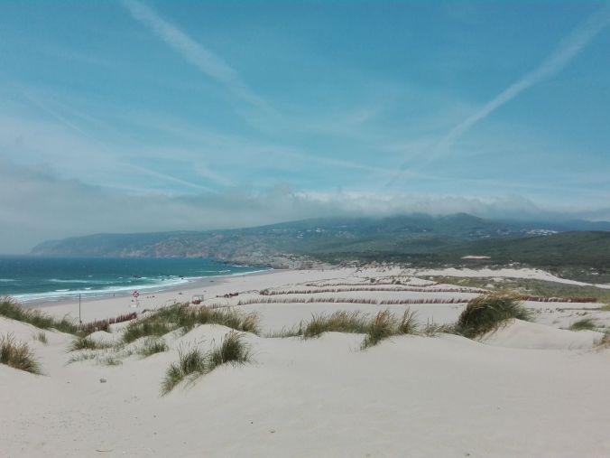 Playa Grande do Guincho - Ruta Lisboa - El Viaje No Termina