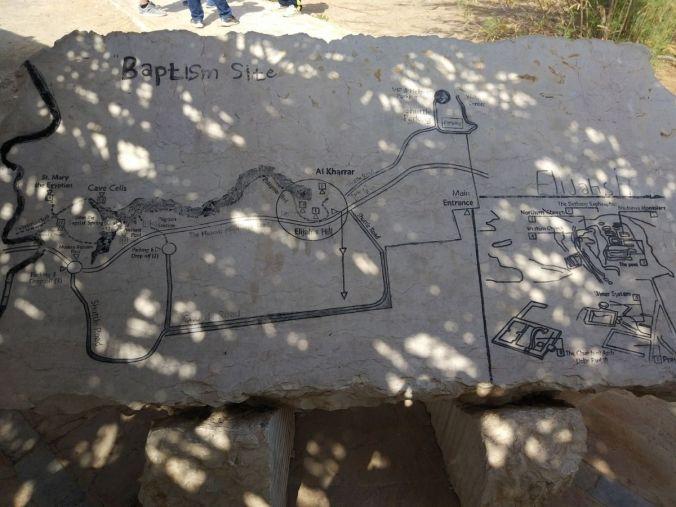 Baptism Site Betania - Viaje a Jordania - El Viaje No Termina