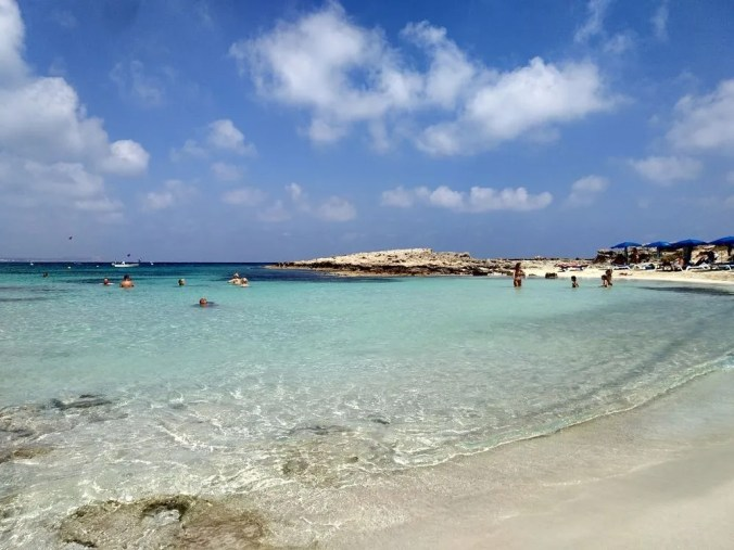 Playa Makronissos - Chipre - El Viaje No Termina