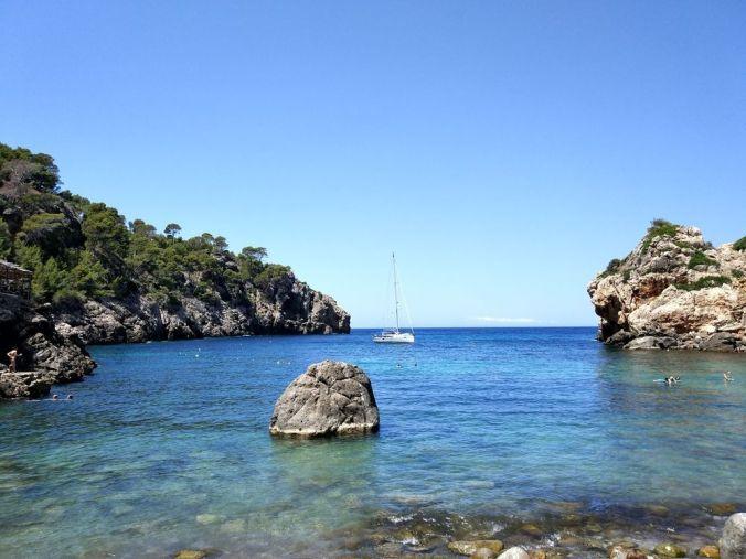 Cala Deia - Mallorca - El Viaje No Termina