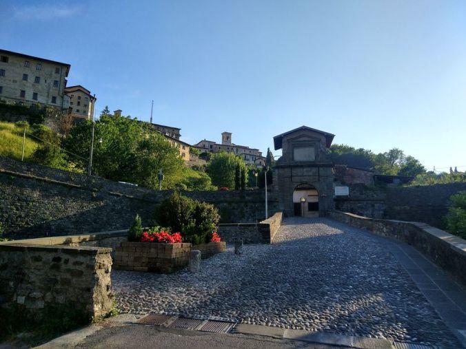Bergamo - Italia - El Viaje No Termina