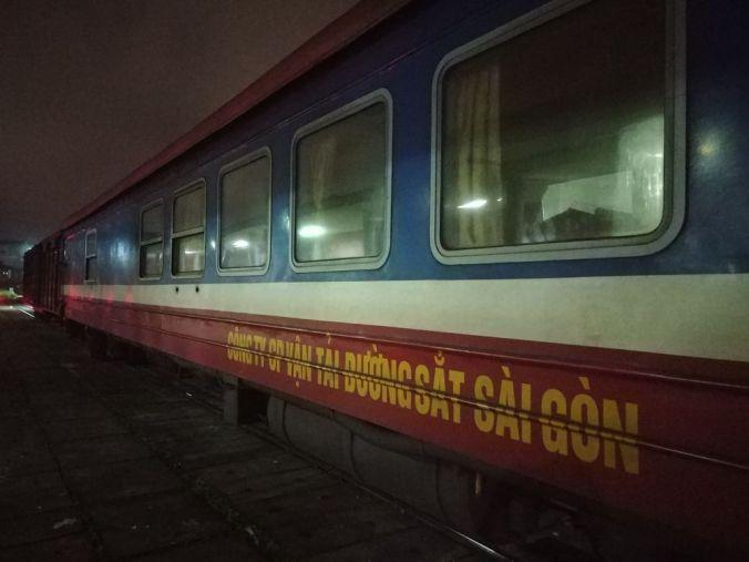 Trenes en Vietnam - El Viaje No Termina
