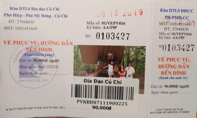 Tuneles de Cu Chi - Vietnam - El Viaje No Termina