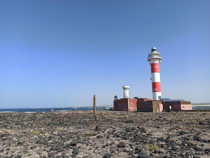 Faro del Toston - Fuerteventura - El Viaje No Termina