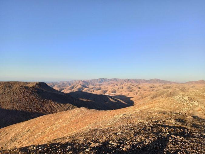 Mirador Risco de las Peñas - Fuerteventura - El Viaje No Termina