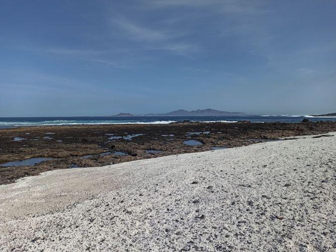 Playa Palomitas - Fuerteventura - El Viaje No Termina