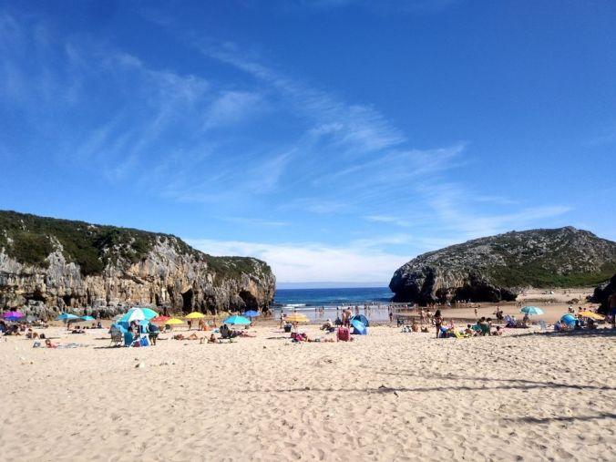 Cuevas del Mar - Asturias - El Viaje No Termina