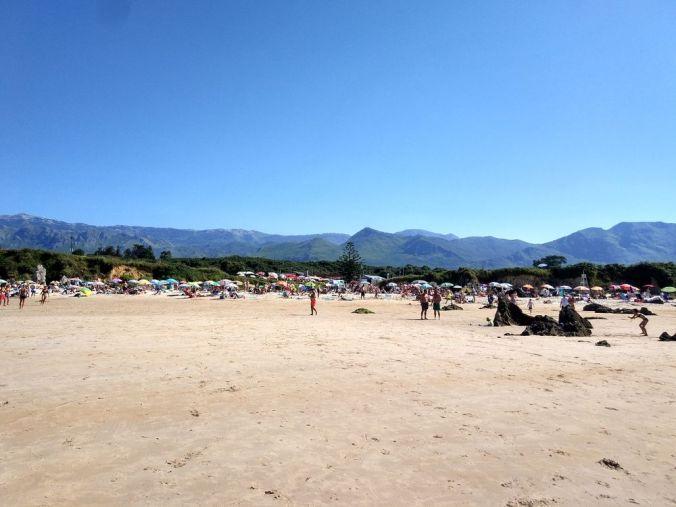 Playa de Borizu - Asturias - El Viaje No Termina
