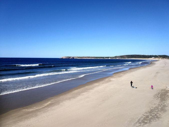 Playa de Salinas - Asturias - El Viaje No Termina