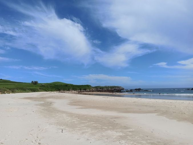 Playa de Toranda - Asturias - El Viaje No Termina