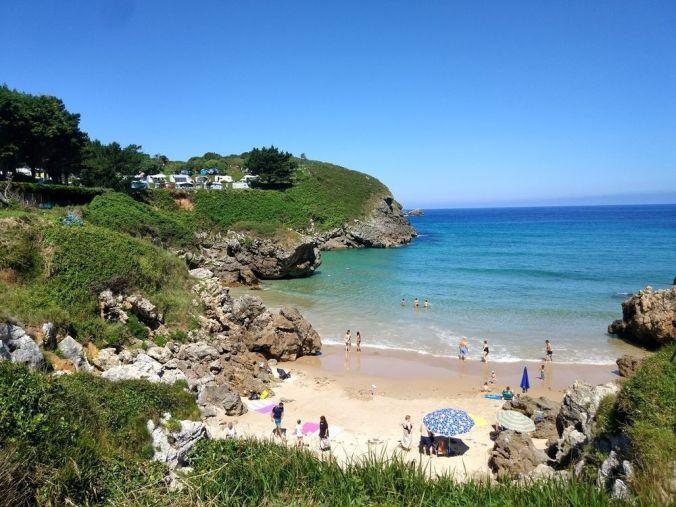 Playa de Troenzo - Asturias - El Viaje No Termina