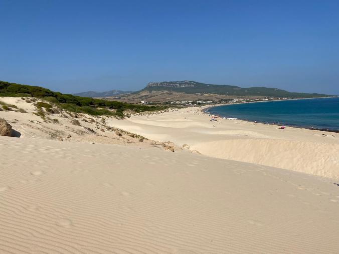 Playa Bolonia - Cadiz - El Viaje No Termina