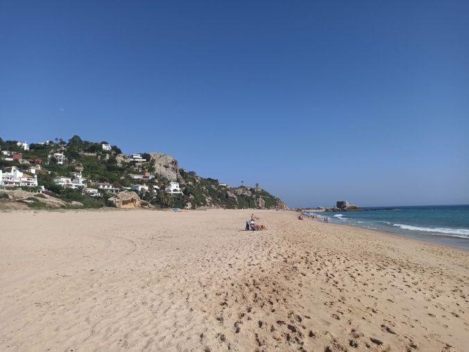 Playa de Atlanterra - Cadiz - El Viaje No Termina