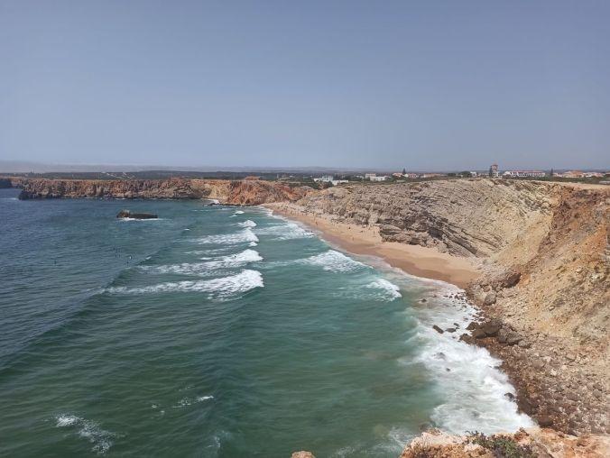 Praia do Tonel - Algarve - Portugal - El Viaje No Termina