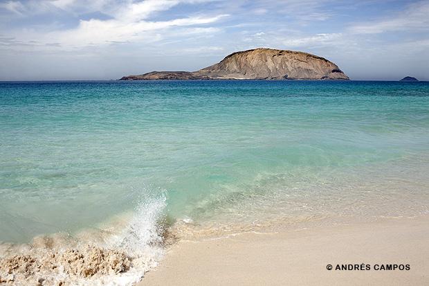 Playa de las Conchas (La Graciosa)