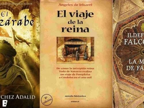 Córdoba en 3 novelas