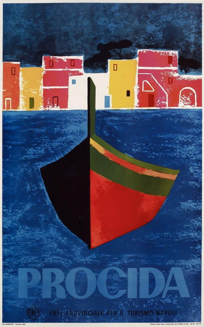 Isola de pescadores_ Mario Puppo_ 1960