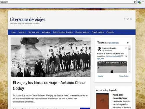 literaturadeviajes.com, compartiendo la pasión por leer y viajar