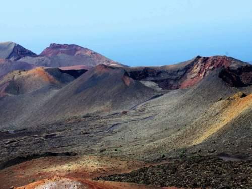 """""""Caminando sobre un paisaje marciano"""": Timanfaya"""