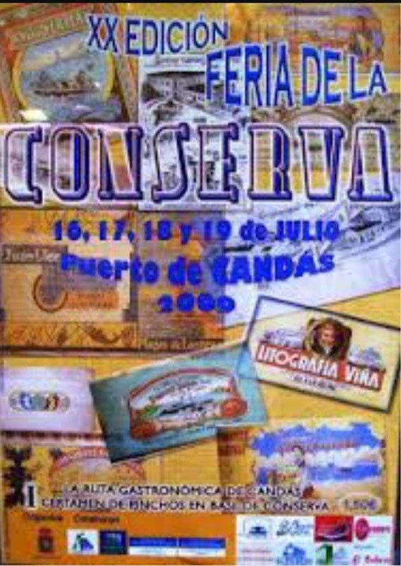 Feria de la Conserva 2000