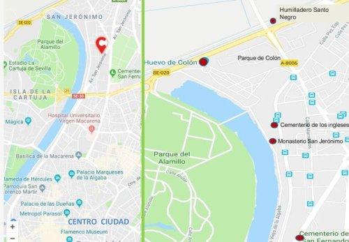 PteTriana_antigua Paseo por la Sevilla desconocida