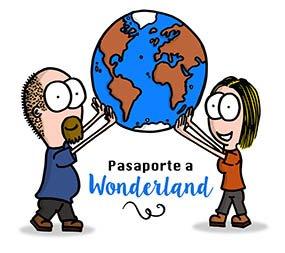 aitor Pasaporte a Wonderland llega a elviajeroaccidental