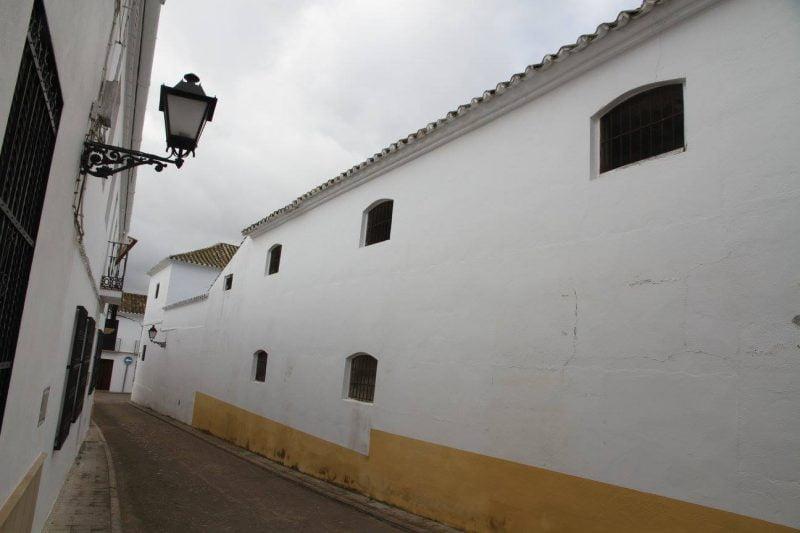 Calleja de la Paz en Cañete de las Torres en Córdoba