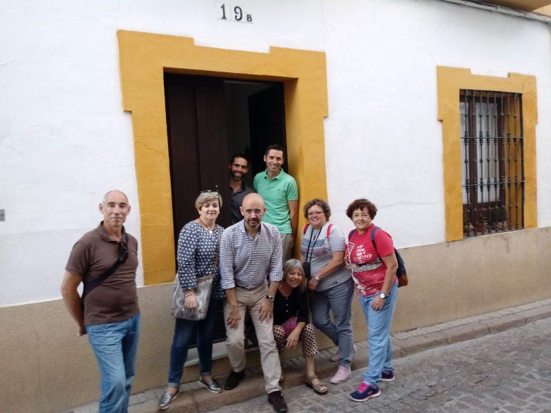 En el 19B de la Calle Juan Rufo